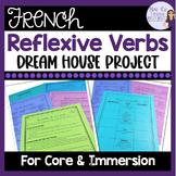 My dream house project for French - La maison de mes rêves