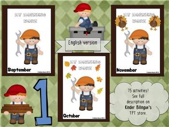 My morning work (September, October and November) Packet 1