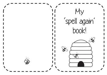 My spell again book