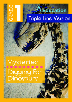 Mysteries - Digging For Dinosaurs - Grade 1 (with 'Triple-