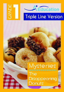 Mysteries - The Disappearing Donuts - Grade 1 ('Triple-Tra