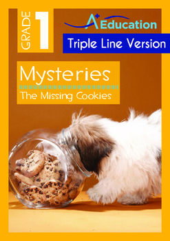 Mysteries - The Missing Cookies - Grade 1 (with 'Triple-Tr