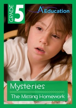 Mysteries - The Missing Homework - Grade 5