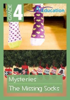 Mysteries - The Missing Socks - Grade 4
