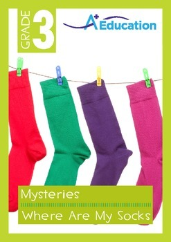 Mysteries - Where Are My Socks? - Grade 3