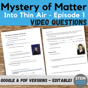 PBS The Mystery of Matter: Search for the Elements-Into Th