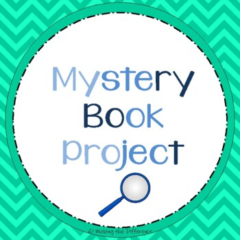 Mystery Book Project
