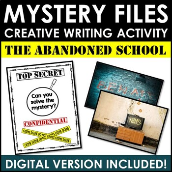 Mystery Files #2: The Abandoned School