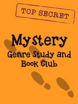 ELA Mystery Genre Study