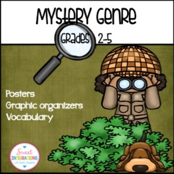 MYSTERY UNIT: Graphic Organizers