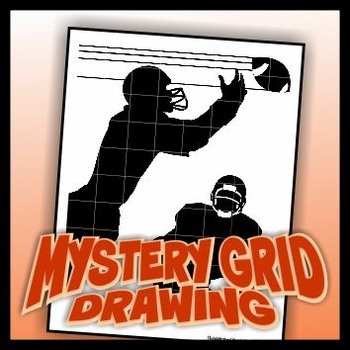 Mystery Grid Drawing - Incomplete Pass
