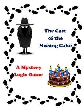 Mystery Game - A Whole Class Whodunit