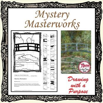 Mystery Masterworks - Water Lillies