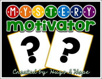 Mystery Motivator - Behavior Management