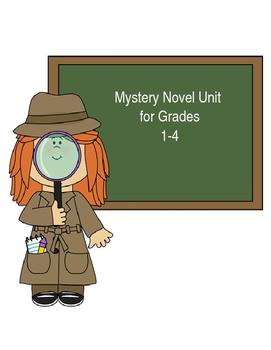Mystery Novel Unit