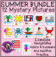Mystery Picture Mega Bundle Recognizing Colors & Numbers a