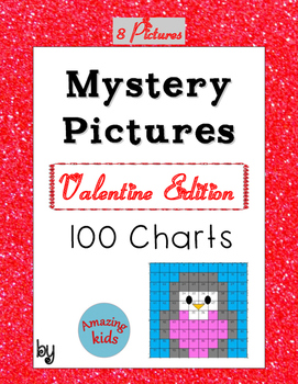 Mystery Pictures – Valentine Edition