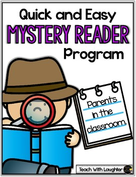 Mystery Reader Complete Classroom Kit
