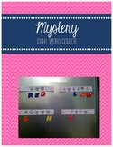 Mystery Sight Word