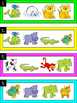 Mystery Sight Words (Animals)