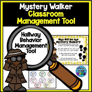 Mystery Walker Classroom Management Kit