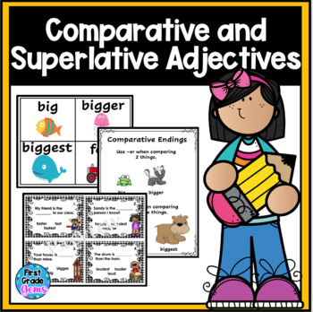 Comparative Endings-