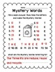 Mystery Words {Earth Day Edition} Freebie