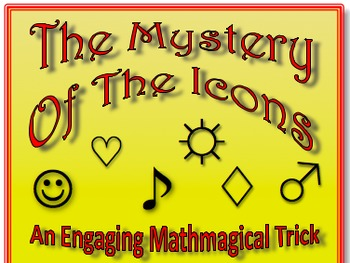 "Mystery of the Icons: An Engaging and Educational ""Mathema"