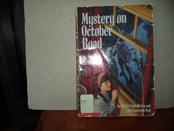 Mystery on October Road ISBN 0-590-46011-0