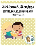 Myth, Fable, Legend or Fairy tale?