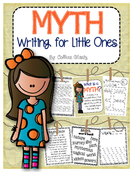 Myth Writing for Little Ones