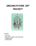 Myth of the Dreamcatcher Art Project