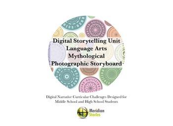 Mythological Photographic Storyboard - Digital Storytelling