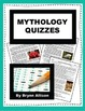 Mythology Unit Bundle: Myths, Legends, & Assessments