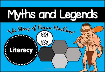 Myths and Legends - Finn MacCool (an irish legend)