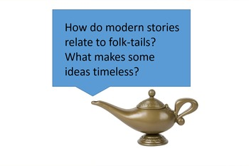 Myths and Modern Stories