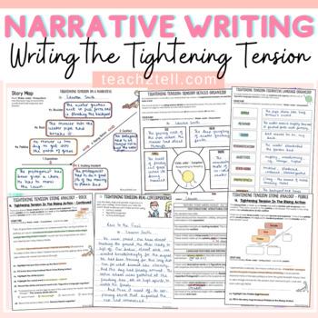 NARRATIVE WRITING: TIGHTENING TENSION