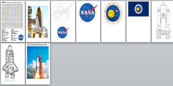 NASA Word Search