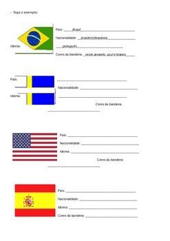NATIONALITIES / NACIONALIDADES
