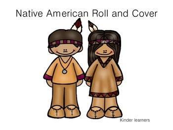 NATIVE AMERICAN ROLL AND COVER