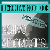 Interactive Notebooking: NATIVE AMERICANS- Social Studies-