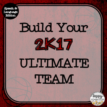 NBA2K17 inspired Build Your Own Basketball Ultimate Team (