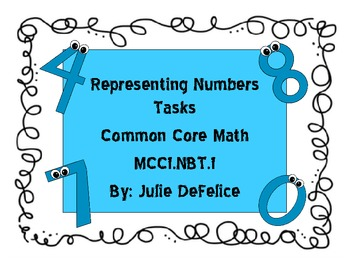 Common Core Aligned Representing Numbers in a Variety of W