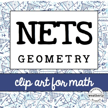 NETS - clipart for geometry