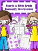 NEW 4th-5th Gr. Math Intervention Bundle (over 160 days of