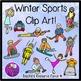 Winter Clip Art Bundle