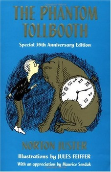 """NEW. Class Set of """"The Phantom Tollbooth"""" by Norton Juster"""