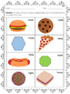 NEW! Fraction Activity Pack Second Grade 2.3A 2.3B 2.3C 2.3D
