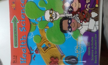 NEW: Health Science Action Lab Book