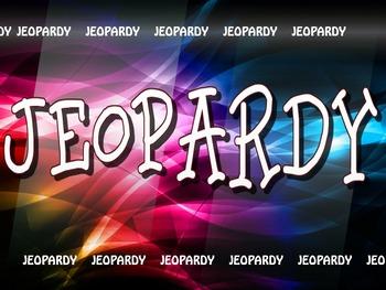 NEW ADVANCED JEOPARDY TEMPLATE